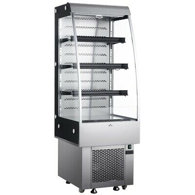 Marchia Mds250 24 Open Refrigerated Merchandiser Grab And Go Display Case