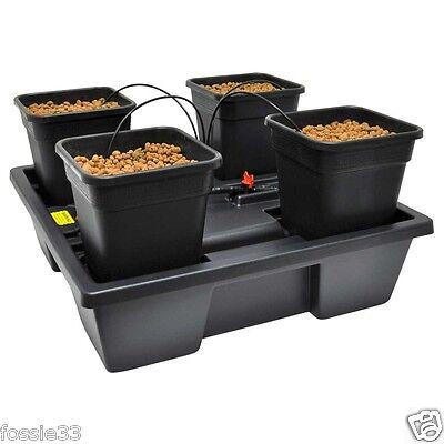 Wilma V2 - XL - 4 x 25 Litre Pot Dripper System