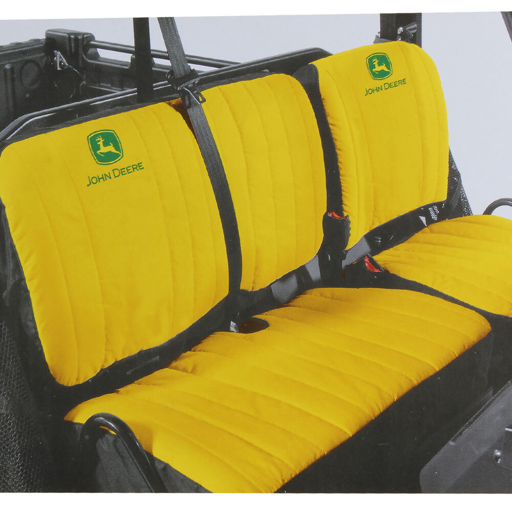 Amazing Details About John Deere Lp68149 Gator Hd Xuv 835 865 Bench Seat Cover Machost Co Dining Chair Design Ideas Machostcouk