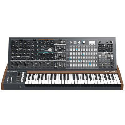 Arturia MatrixBrute Analog MIDI USB Monophonic Matrix Brute Synthesizer Synth