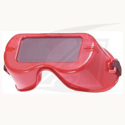 Jackson Wr60 Cutting Goggles With Shade 5 Lens