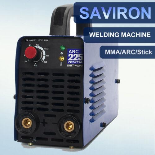 MMA ARC Stick Welder IGBT Inverter Welding Machine 110V DC Household Stock in US