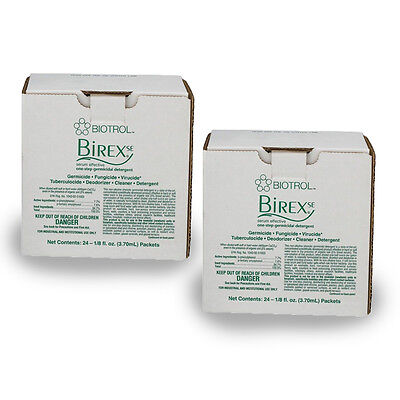 Birex Se Operatory Surface Cleaner 18 Oz Each Total 48 Pack Biotrol-fda