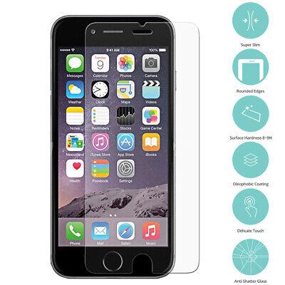 Ausgeglichenes Glas-Schirm-Schutz-Film für Apple iPhone 8/7 6S 6 PLUS X SE 5S 5