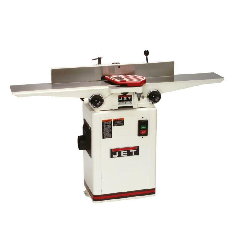 Jet-708466DXK 6 In. Long Bed Jointer with Helical Head Kit