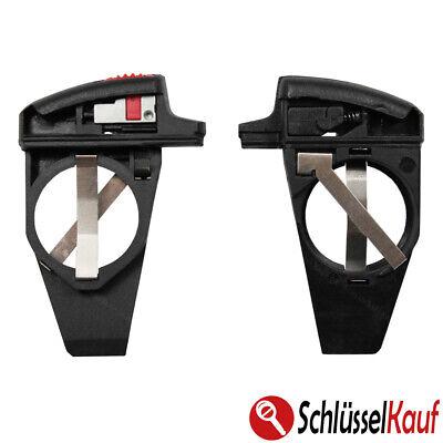 Autoschlüssel Batteriehalter passend für MERCEDES W168 W202 W203 W208 W210 W211