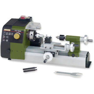 Proxxon FD 150/E Lathe 24150 (Ref: 502015 UK DESPATCH FROM CHRONOS