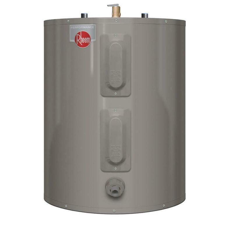 Rheem Electric Water Heater 19.9 Gal Short XE20S06ST38U0 3800w Element 31.5x17""