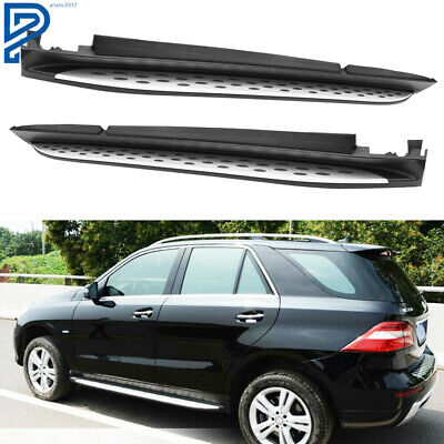 For Mercedes Benz ML GLE W166 12-18 Car Door Body Side Protector Molding Cover