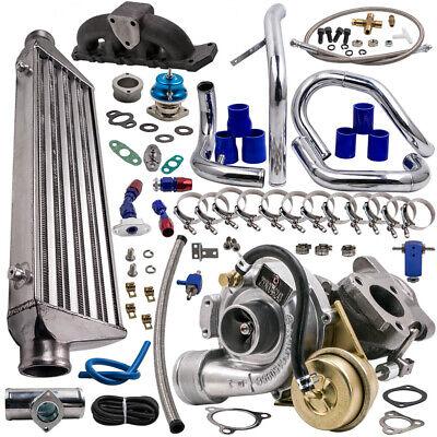 K04 015 Turbolader Kit+Oil Line Kits turbocharger für Audi A4 1,8T 150HP 180HP gebraucht kaufen  Bremen