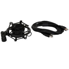 UX500 studio speaker USB studio Condenser micrphone