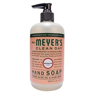 Mrs Meyers Clean Day 13104 Mrs. Meyer's Liquid Hand Soap, Ge