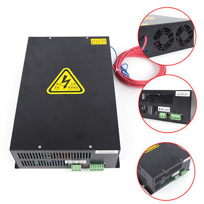 150w Co2 Laser Power Supply For Laser Tube Cutter Machine Mximum Input 1000w