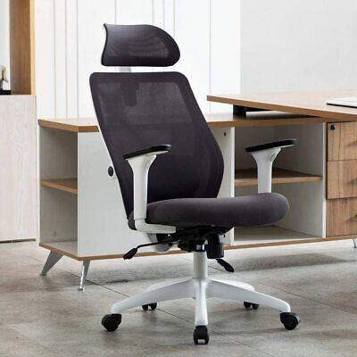 Ergonomic Office Mesh Swivel Chair High-back Heavy Duty Computer Desk Task Seat