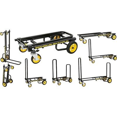 Rock-N-Roller R2RT  8-in-1 Folding Multi-Cart/Hand Truck/Dol