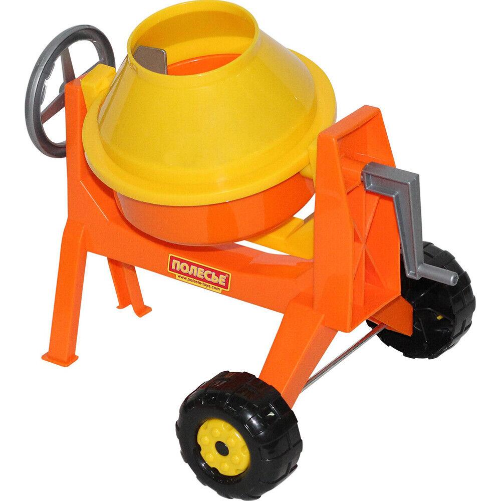 WADER Betonmischer Cavallino Kinder Spielzeug Mischmaschine Sandspielzeug B-Ware