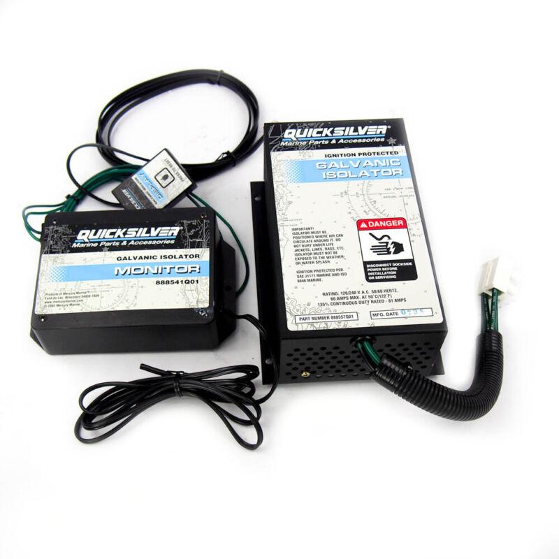 Quicksilver 888557Q01 60 Amp Galvanic Isolator Kit