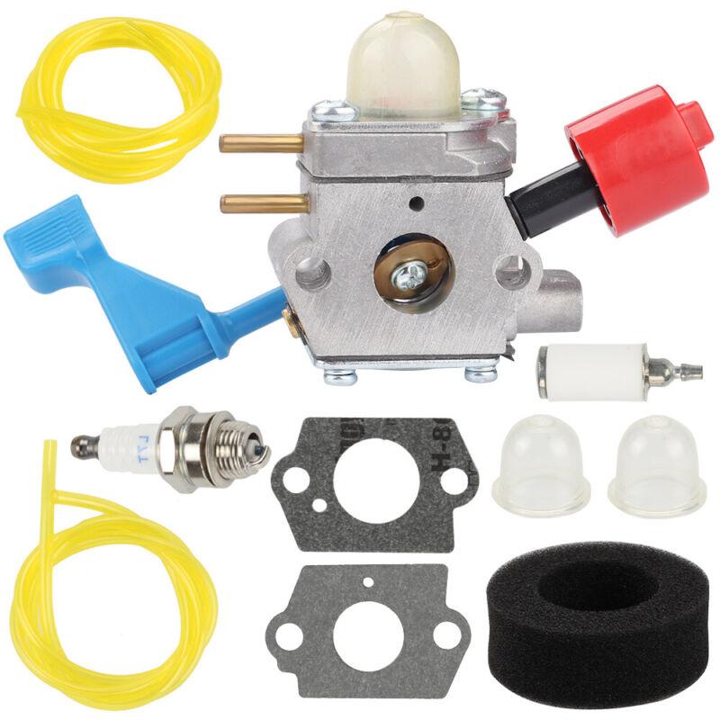 Carburetor Kit for Poulan FL1500 FL1500LE Gas Leaf Blower Zama C1U-W12B C1U-W12A