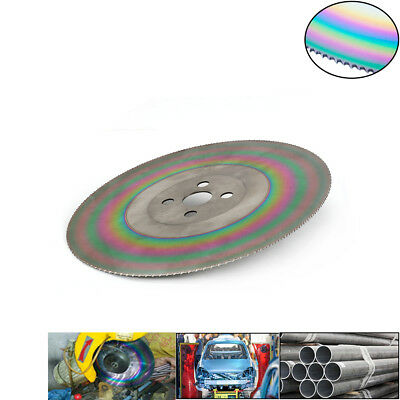 10 Inch 250x2x32mm Hss Circular Saw Blade Cutting Disc Stainless Steel Metal