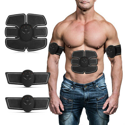 Muscle Trainer Stimulator Machine Belly Leg Arm Toner Belt Pad Fitness Equipment for sale  China