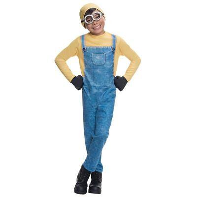 Kostüm Minion Bob Karneval Fasching (Minion Kinder Kostüme)