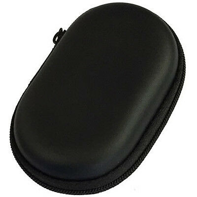 Carrying Box Headset Earphone Earbud Mp3 Case Cover USB Cable Storage Pouch Bag