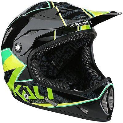 Kali Avatar Casco Ciclismo Downhill DH MTB Composite Fusion Helmet XL 61-62...