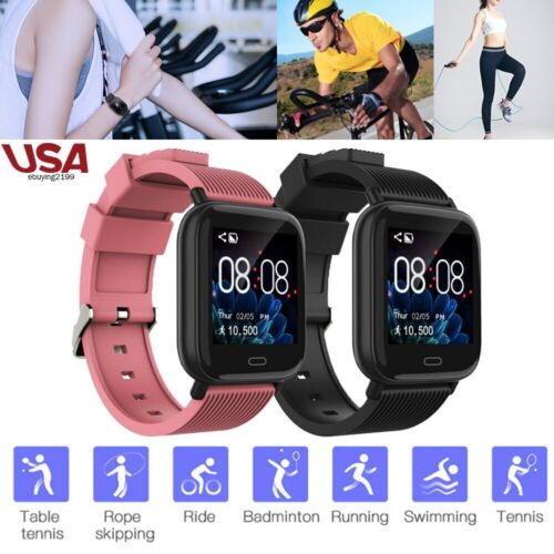 "Smart Watch Blood Presure Heart Rate 1.3"" TFT screen For iOS"