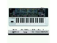 ROLAND GAIA synth + extra sounds from Sweetwater *Mint Cond*