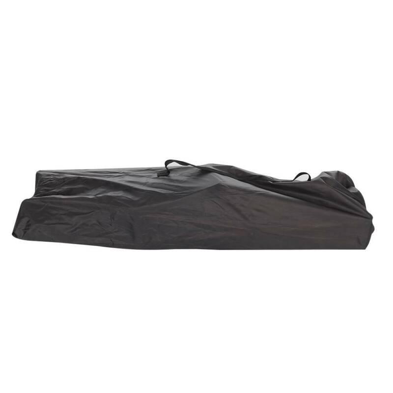Folding Camping Guest Bed Outdoor Travel Nap Single Sleeping Mat+Bag FU