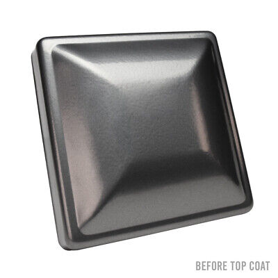 Black Chrome Xtreme Powder Coating Powder M1690018 1lb
