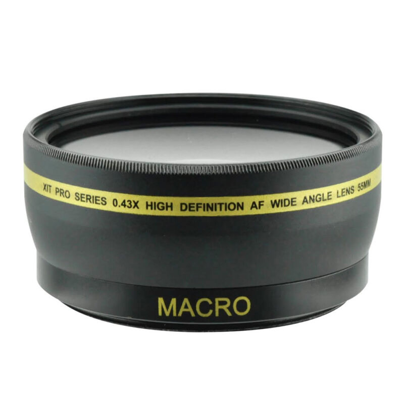 Xit 55mm Wide Angle Lens 55 mm