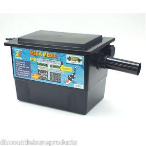 Yamitsu Mega Filter Black Box Koi Pond Filter System Ebay