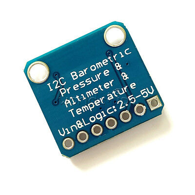 Mpl3115a2 Intelligent Temperature Pressure Altitude Sensor V2.0 I2c For Arduino