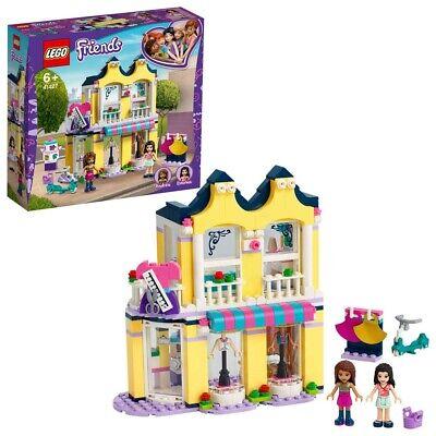 LEGO Friends Emma's Fashion Shop Accessories Store Set 41427 Age 5+ 343pcs