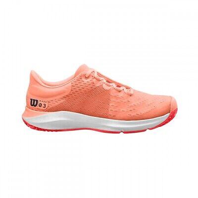 Wilson Kaos 3.0 Clay Tennisschuhe Damen pink NEU UVP 130,00€