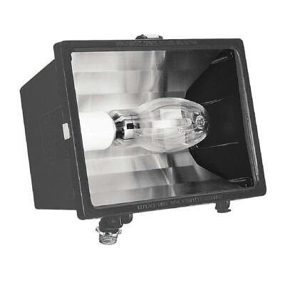 150-watt bronze outdoor high-pressure sodium small flood light | lithonia lamp