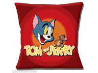 Vintage MGM TOM /& JERRY Cartoon Character Patch Embroidered NOS NEW Cat /& Mouse