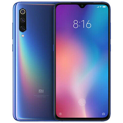 "Xiaomi mi xnumx xnumxgb xnumxgb azul xnumx ""smartphone versão global europeu plugue"