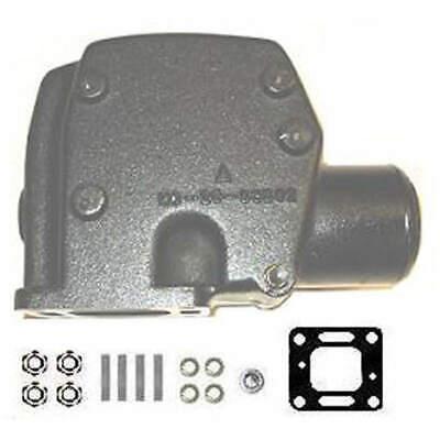 Barr MC-20-98502 Mercruiser Exhaust Riser 3 Inch 98502A2