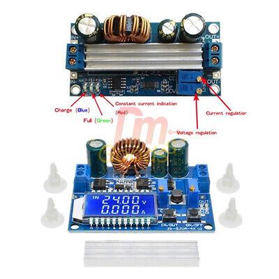 3a4a Dc-dc 35w Digital Lcd Boost Step Updown Power Supply Regulator Module