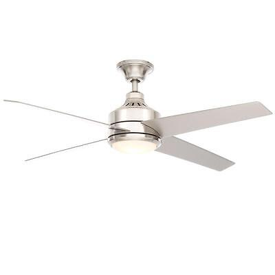 Mercer 52 in. Brushed Nickel Ceiling Fan Replacement (Mercer 52 In Brushed Nickel Ceiling Fan)