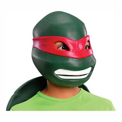 Teenage Mutant Ninja Turtles Raphael 3/4 Child Costume Mask Rubies 4976