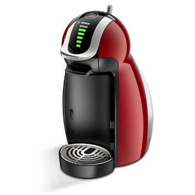 Nescafe MD9771-WR Dolce Gusto Genio 2 Premium Wine Red Fast Shipping Japan EMS