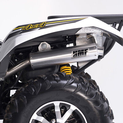 Big Gun EVO U Slip On Exhaust for Yamaha Grizzly 700 2007-2015 Kodiak 550