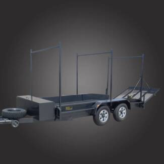 Custom Build Trailer - 2.8 Tonne Campbellfield Hume Area Preview
