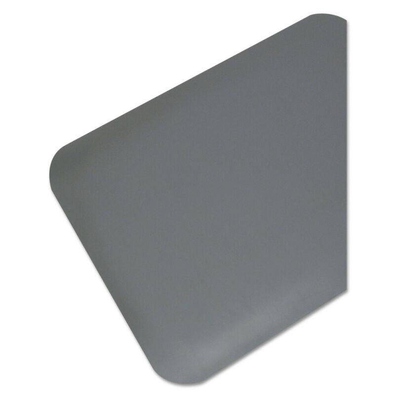 Guardian Mats Anti-Fatigue Mat Pvc Foam/solid Pvc 24x36 Gray 44020350 NEW