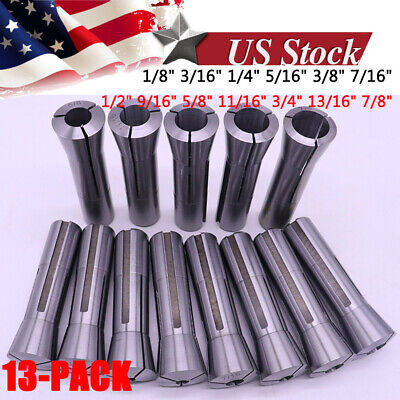 """5//16/"""" R8 Round Collet High Precision 1PC"""