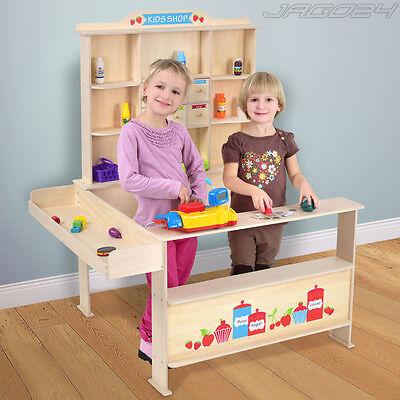 Verkaufsstand Kaufmannsladen Kaufladen Verkaufsregal Marktstand Kiosk Kinder