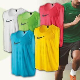 Football Training Bibs - BLUE (Size L)